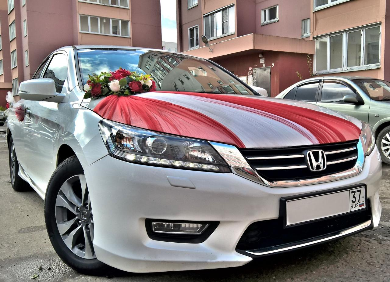 Седан Honda Accord - #1