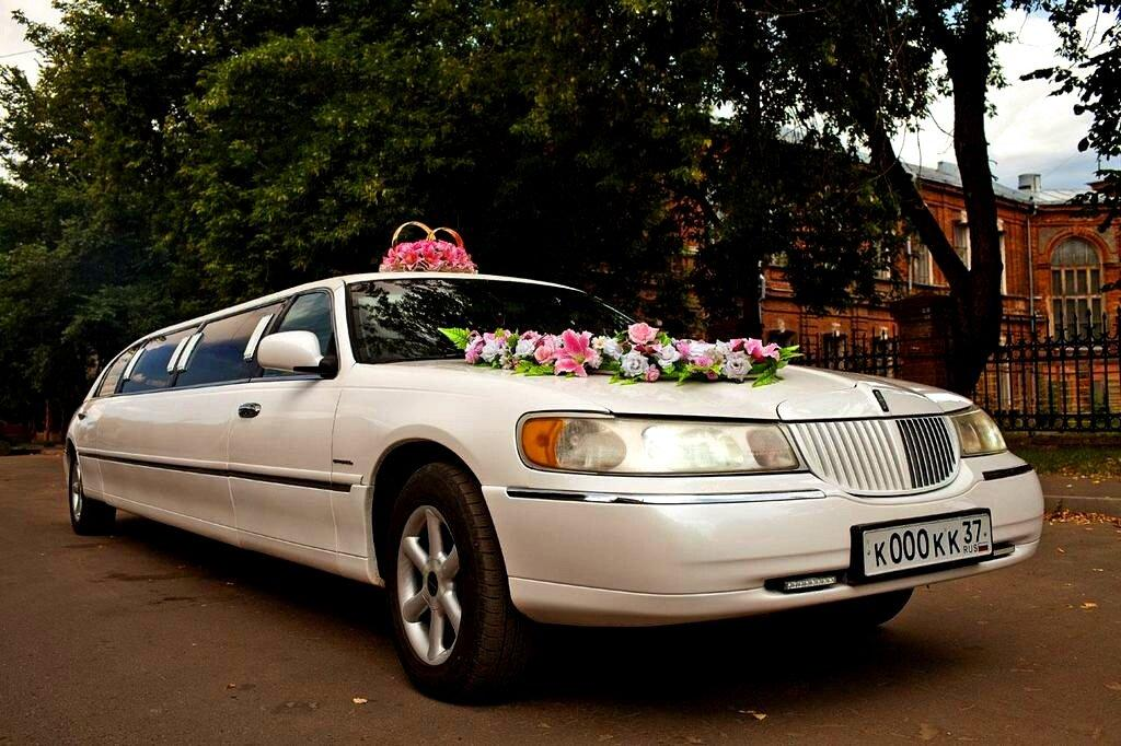 Седан Lincoln Town Car - #1