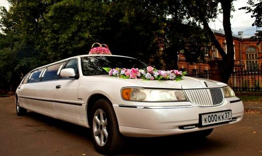 Седан Lincoln Town Car