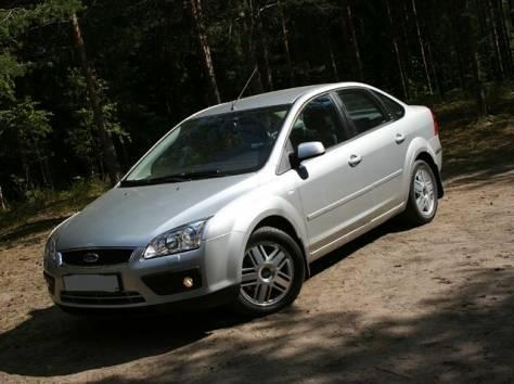 Седан Ford Focus II - #1