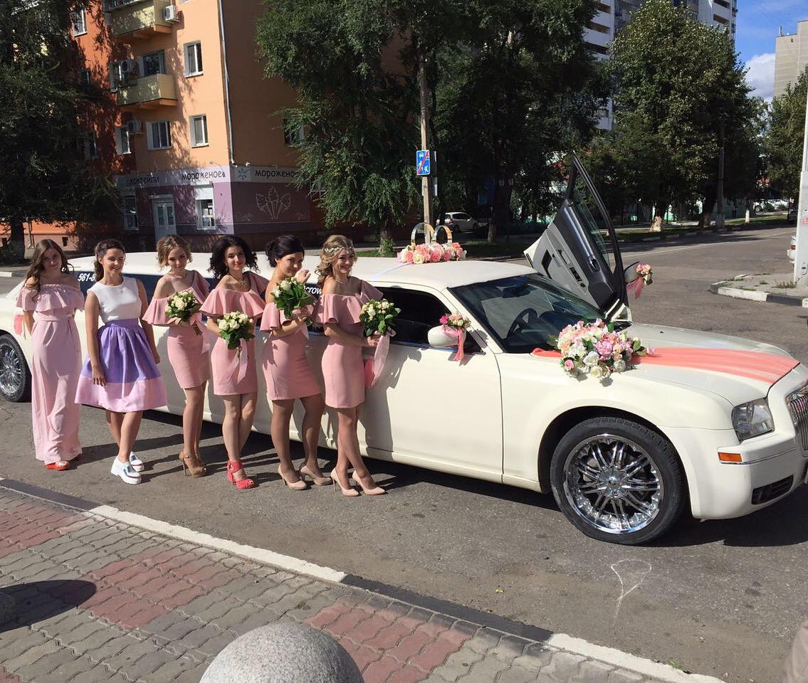 Лимузин Chrysler 300C - #2