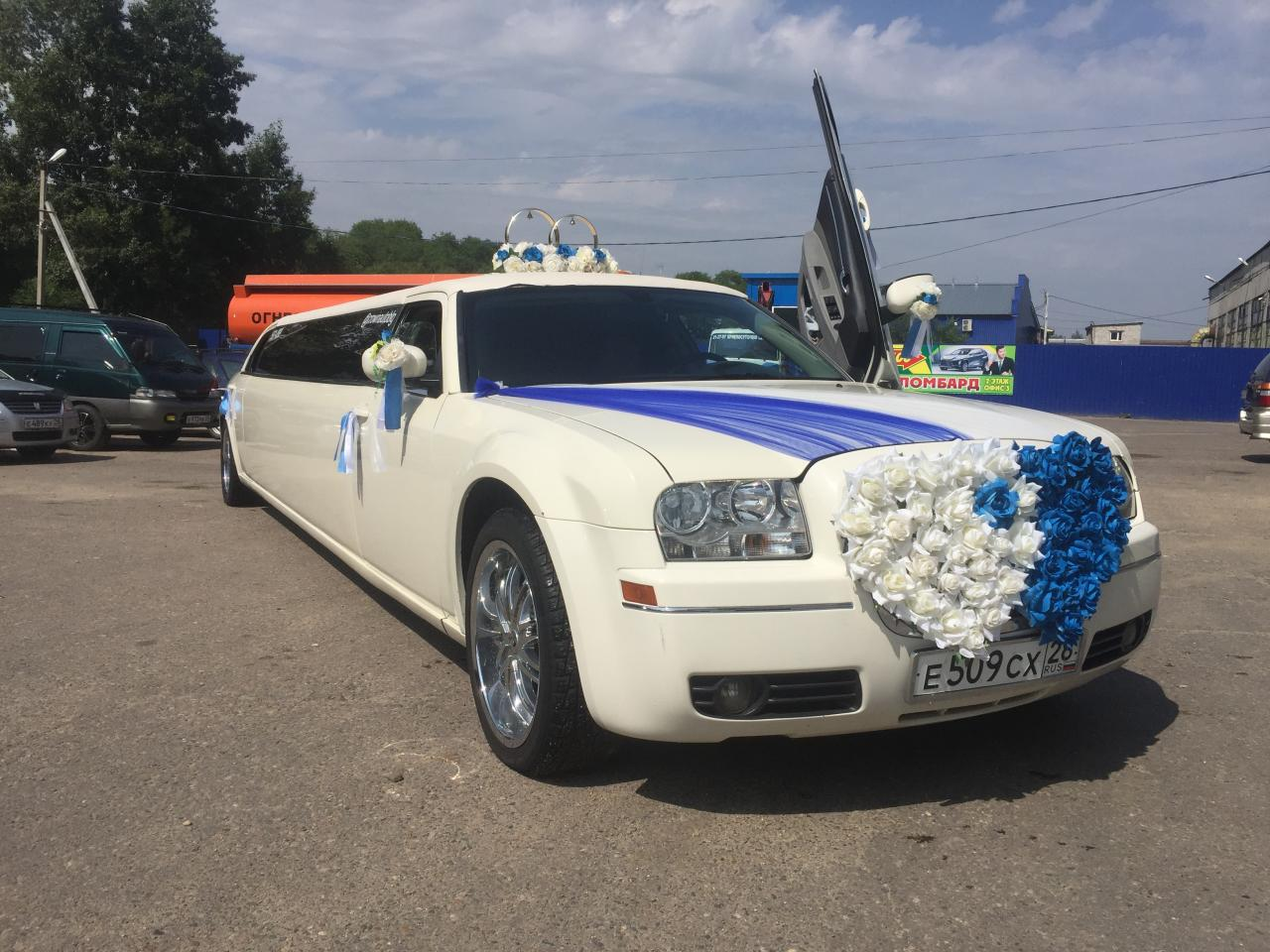 Лимузин Chrysler 300C - #6