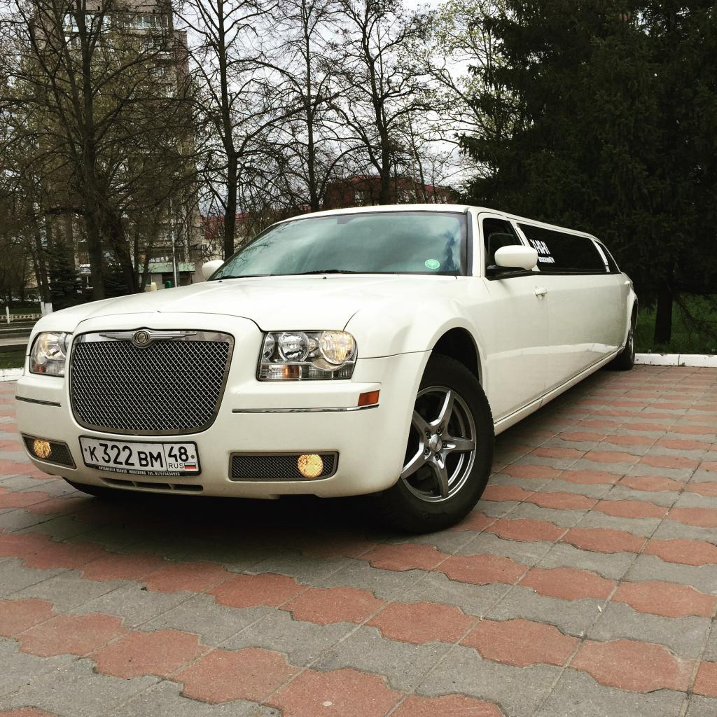 Лимузин Chrysler 300C - #4
