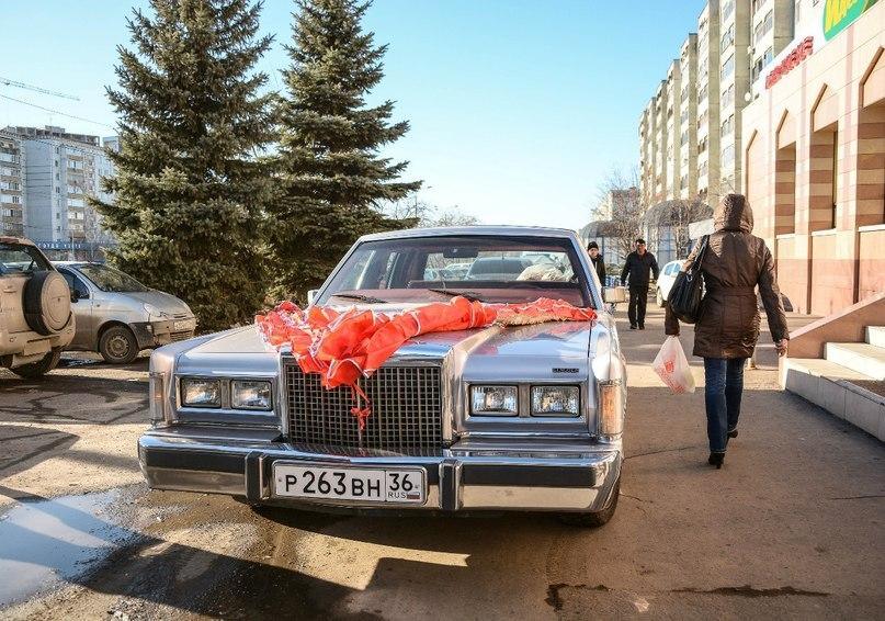 Седан Lincoln Town Car - #4